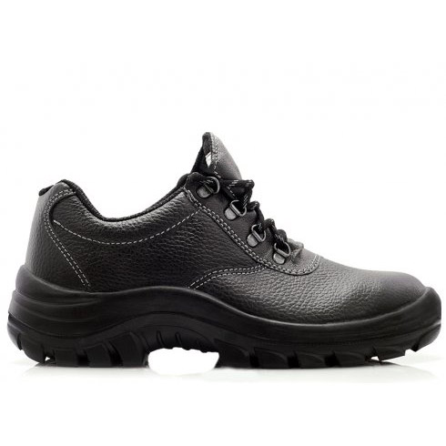Bova Radical Black Safety Shoe