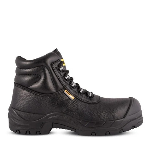 [BPBRE5174] Rebel Jigga Thermo Black Boot